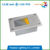 LED Step Light, luz de parede encastrada LED