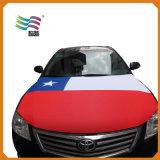 Una serie de poliéster coche Cubierta PERSONALIZADA Bandera logotipo personal