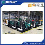 diesel van de Alternator van de Motor 17kVA Quanchai Draagbare Generator