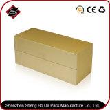 Оптовая бумажная коробка подарка упаковки с рециркулированным материалом