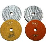Три шага Алмазный Гибкая Dry / Wet Полировальником для гранита / мрамора / Бетон