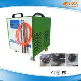 Hho portátil máquina de producción de carbono del motor de la máquina de limpieza