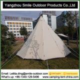防風グループの大きいキャンプのテント小屋のイベントの綿のキャンバスのテント