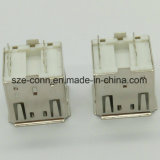 Stack & Double USB 2.0 a Tipo Female Solder Connector