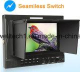 """이중 3G Sdi는 7개의 """" 파형 Vectorscope RGB 막대 그래프를 가진과 더불어 모니터 IPS 위원회를, 입력했다"""
