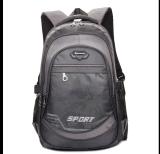 Meninos e meninas Wear-Resistant impermeáveis do saco de ombro de Ridge da redução do saco do estudante da escola preliminar