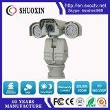 100m Night Vision HD PTZ Câmera CCTV infravermelha