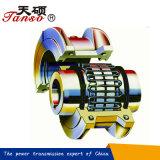 Eixos de Transmissão de acoplamento de grade flexível Tanso
