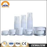 conjuntos cosméticos de la botella redonda de la bomba de la espuma 100ml-300ml