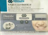 高いQuatityはシリーズRoth歯科矯正学ブラケットのセリウムのFDAを眩ます