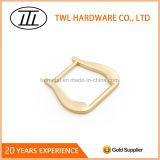 Boucle carrée décorative d'accessoires en métal de sac de boucle de courroie d'alliage