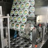 Máquina de envolver automática de vasos de plástico