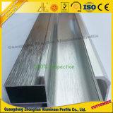 Pega de alumínio de cozinha escovada para gabinete de cozinha