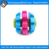 Bola de perro durable Fetch Mastique goma Juguete para mascotas