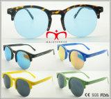 Nova estrutura de vender metade quente moda óculos de sol (WSP504169)