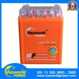 Kleiner nachladbarer Gel-Typ Motorrad-Batterie des Motorrad-12V der Batterie-Yb2.5L-C