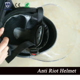 PC e ABS Shell Anti Riot Helmet