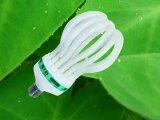 Lampe à économie d'énergie 250W Lotus 8u halogène / mixte / tri-couleur 2700k-7500k E27 / B22 220-240V