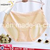 Женское бельё Panty повелительниц нижнего белья маленьких девочек сплошного цвета волокна стильного помина Hip Среднее-Rised Bamboo