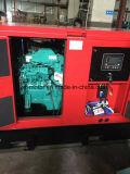 50kw/63kVA~1000kw/1250kVAからの工場直接販売法のCumminsのディーゼル無声発電機