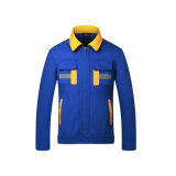 Blue Twill 65 Polyester and 35% Cotton for Working Uniform Workwear