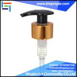 24/410の28/の410アルミニウムプラスチック中国ねじ左右の石鹸ディスペンサーのローションポンプ