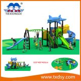 Спортивная площадка парка атракционов для оборудования спортивной площадки детей напольного