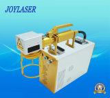 공장 상단 인기 상품 휴대용 섬유 Laser 표하기 기계