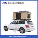 SUV haltbares hartes Shell-Dach-Oberseite-Selbstzelt für Person 3
