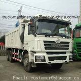 F2000 Shacman 6X4 덤프 트럭 340HP Weichai 엔진