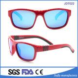 2017 bedruckbare kundenspezifische Firmenzeichen-bunte Kindersun-Glas-Form polarisierte Sonnenbrillen