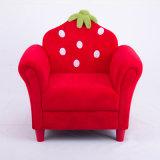 La nuova fragola del tessuto di disegno scherza gli adolescenti Furntiure del sofà