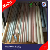 Micc tubi di ceramica di protezione della termocoppia dell'allumina di elevata purezza