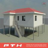 Construction légère de Chambre de villa de structure métallique