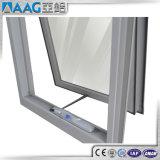 Finestra di girata e di inclinazione/finestra di alluminio