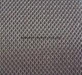공기 간격 장치 환기 뜨개질을 하는 메시 직물