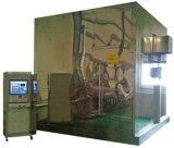 Appareil de contrôle de densité de fumée de câble de mètre du cube IEC61034-1&2 3