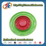 Promotion jouet en plein air jouets en plastique pour frisbee pour enfants