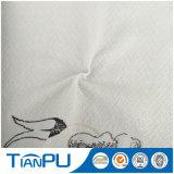 Tessuto lavorato a maglia di ticchettio del materasso di St-Tp46 220GSM per il cappello a cilindro del materasso