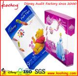 Pet transparente de PVC/Caja para juguetes/cosméticos