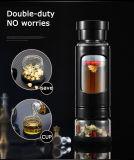 Бутылка новой высокосортной стеклянной чашки пластичная стеклянная