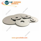 Het gecementeerde Carbide dat van de Schijf van het Carbide Scherpe het Blad van de Zaag van Snijders scheurt