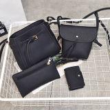 Горячие продавая мешки повелительницы плеча сумки ведра установленные с мешком монетки и Tassels Sy8249