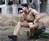 Graue taktische Armee-Soldat-im Freienjagd-kampierende wasserdichte Umhüllung