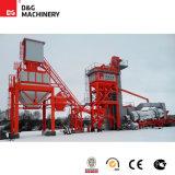 100-123 impianto di miscelazione dell'asfalto caldo della miscela del t/h per la pianta della costruzione di strade/riciclaggio dell'asfalto da vendere