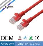 Cable de cobre sipu Cable de red UTP Cat 5e Patch Internet