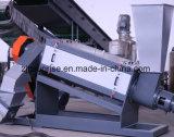 Máquina de Reciclagem de Lavagem de Garrafa de Animal de Resíduos