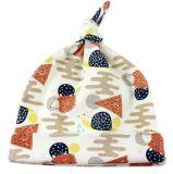 Sombrero ecológico 100% del algodón del bebé