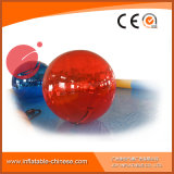 Фабрик-Направьте шарик красного раздувного хомяка воды Zorb гуляя (Z1-009)