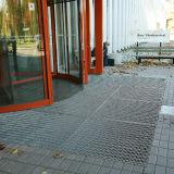 淀んだ水を防ぐための反錆そして非スリップの鋼鉄耳障りな床